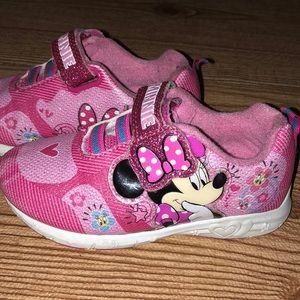 Disney MinnieMouse Pink Shoes